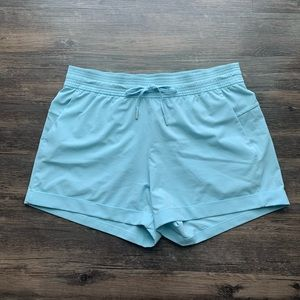 NWOT Lululemon Spring Break Shorts